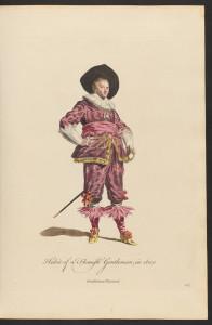Winterthur Common Destinations (Maps) Flemish Gentleman Harvard Library vol 2 pl147
