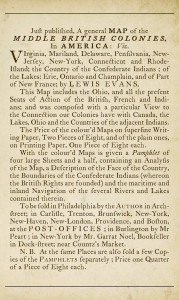 Winterthur Common Destinations (Maps) PA Gazette Ad