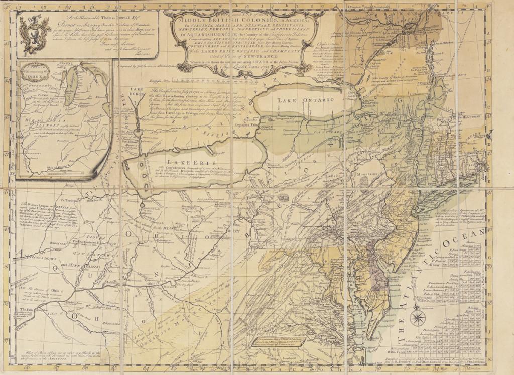 Winterthur Common Destinations (Maps) Evans map RBR E199 E92g